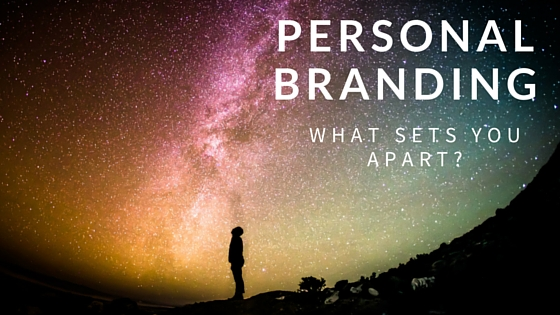 What sets you apart? Getting started on Personal Branding